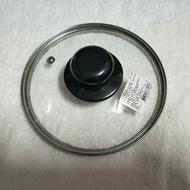 愛樂購 16公分 16cm 汽孔 強化玻璃 鍋蓋 平底鍋 不沾鍋 湯鍋 炒鍋