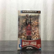 NBA Michael Jordan 喬丹公仔 UPPER DECK 非麥法蘭 Curry Nowitzki Wade