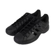 ADIDAS 男 PRO MODEL 2G LOW 貝殼頭復古休閒籃球鞋 黑 - FX7100