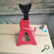 3T 2pcs Thickened Car Jack Stand Repair Tool Jacks Jek Kereta