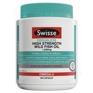 💖預購💖澳洲Swisse魚油膠囊400粒