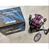 Okuma scorpio 天蠍座捲線器 #500