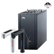 【GUNG DAI】宮黛GD-600櫥下觸控式雙溫熱飲機/飲水機GD600-搭配愛惠浦QL3-BH2生飲淨水組(★贈象印保溫壺)