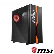 【MSI 微星】MAG VAMPIRIC 011C 電腦機殼(水冷/側透/RGB風扇)