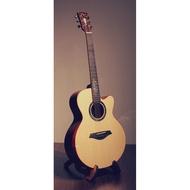 【諾亞樂器】全新 免運 Ayers 20周年紀念琴 SJCX Passion Deluxe 全單板 手工木吉他