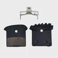 Cooling-Fin Mountain-Bike-Accessories Ice-Tech Metal for XTR SLX Deore New-Brake-Pads