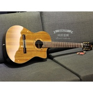 [純粹音樂社] Martinez MP-14 (OV) 跨界系列 非洲胡桃木面單板 尼龍弦 古典吉他