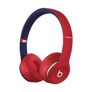 Beats Solo 3 Wireless Club頭戴式無線耳機-學院紅