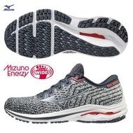 [ALPHA] MIZUNO WAVE INSPIRE 17 WAVEKNIT 男鞋 跑鞋 超寬楦 支撐型