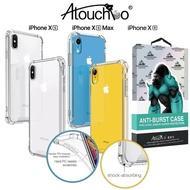 แท้ 100% ส่งจากไทย เร็ว1-2วัน Case เคสโทรศัพท์ iPhone12 iPhone12Pro iPhone12promax iPhone12mini XR iPhone X XS iPhoneXS MAX Apple ไอโฟน กันกระแทก ใส ขอบนิ่ม ซิลิโคน silicone Atouchbo kingkong