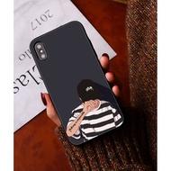 黑色創意手機殼 HTC D10 pro/D10 evo/D10 lifestyle 空壓殼 軟殼 可來圖訂製