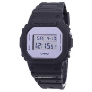 Casio G-Shock Special Color Model Digital 200M Men's Black Resin Strap Watch DW-5600BBMA-1