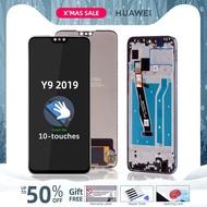 Huawei Y9 2019 Enjoy 9 Plus JKM-LX1 螢幕總成 液晶 螢幕維修 框架分離 手機零件