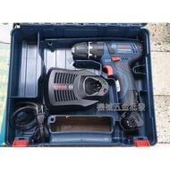 *機械五金批發*全新Bosch 博世 GSB 12V-2LI 12V充電式三用震動電鑽