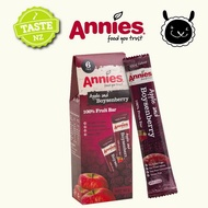 【壽滿趣- 紐西蘭原裝進口】Annies 全天然水果條(波森莓15gm6片裝)