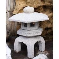純粹石材-創作石燈B  日式庭園造景石燈