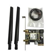【坤宏數碼】Intel藍牙8260/8265/9260AC雙頻5G臺式機內置PCI-E千兆無線網卡