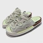 Nike 拖鞋 Offline 2 0 厚底 舒適 男女鞋 半包拖鞋 軟木塞 多層次鞋面 輕便 淺卡其 綠 CZ0332-002 26cm BEIGE/GREEN