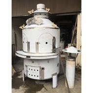 4尺2寸雙門金爐、金亭、金紙桶、祖先爐、神明爐、燒金紙桶、不鏽鋼金爐、金爐工廠、煙囪金爐、白鐵金爐、大型金爐、焚化爐