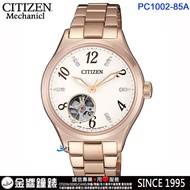 Citizen Stars Watch Pc 1002 - 85 A, Automatic Chain Mechanical Watch