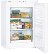 Table-height freezer with SmartFrost