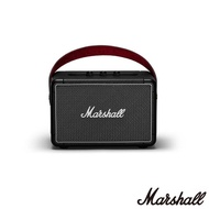 【Marshall】Kilburn II 攜帶式藍牙喇叭(經典黑)
