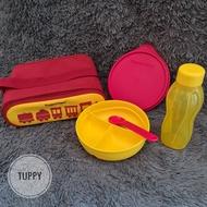 Train Lunch Set Tupperware Lunch Box