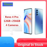 """Original Oppo Reno 4 Pro 5G Snapdragon 765G Android 10.0 6.5 """"90HZ 12GB RAM 256GB ROM 48.0MP 65W Super Charger"""