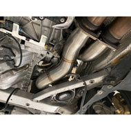 BMW F80 F82 F87 M2 Competition M3 M4 直通 當派 Downpipe