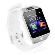 สมาร์ทวอทช์ สมาร์ทวอทชเด็ก สมาร์ทวอทช์new  สมาร์ทวอทช์ นาฬิกาโทรศัพท์ถ่ายรูปได้ SMART WATCH รุ่น DZ09 (สีขาว) x 1 อัน โปรโมชั่น ราคาถูก