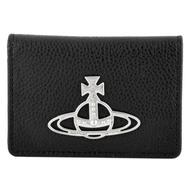 維維恩維斯特伍德Vivienne Westwood 51110020 41018 N401 BLACK卡片匣KELLY SMALL CREDIT CARD CUORE