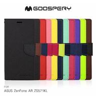 GOOSPERY ASUS ZenFone AR ZS571KL FANCY 雙色皮套