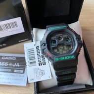 MURAH JAPAN SET  TAPAK KUCING RASTA CASIO G-SHOCK DW-5900TH-1JF 100% ORIGINAL