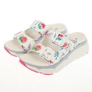 SKECHERS 女 健走系列涼拖鞋 MAX CUSHIONING SANDAL-140119WMLT