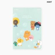 【Kakao Friends】Little Friends 可愛的童年時光 每月行事曆 粉綠-自填式(2020年行事曆、限量商品)