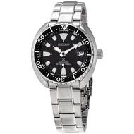 นาฬิกา SEIKO Prospex Automatic Black Dial Watch SRPC35K1 SRPC35K SRPC35 รับประกัน บริษัท ไซโกประเทศไทย