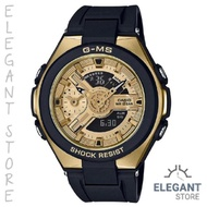 Casio Baby-G MSG-400G-1A2 Mineral Glass Women's Watches / MSG-400G-1A2DR / MSG-400G-1A2JF