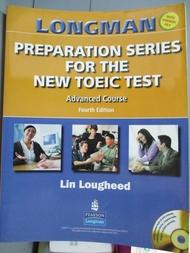 【書寶二手書T2/語言學習_YEO】Longman Preparation Series for the New TOE