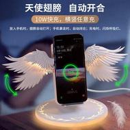 手機磁吸充電底座無線充電器S8三星S10華為p30pro感應Mate20 pro RS蘋果8快充版8plus小米9手機iPhoneX 11 XR XS Max無限底座『DD316』