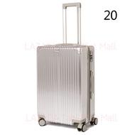 003&B13 กระเป๋าเดินทาง กระเป๋าเดินทางล้อลาก กะเป๋าเดินทาง สัมภาระ 20/24/28นิ้ว รุ่นซิป สามารถใช้กับกระเป๋าเครื่องสำอางขนาด 14 นิ้ว วัสดุ