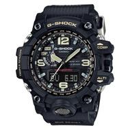 Casio G-Shock Mudmaster New Mud Resistance + Triple Sensor Black Resin Strap Watch GWG1000-1A GWG-1000-1A