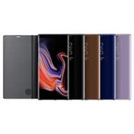 SAMSUNG Galaxy Note9 Clear View 原廠全透視感應皮套(立架式) 公司貨