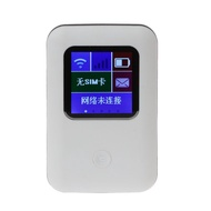 4G Lte Pocket Wifi Router Car Mobile Wifi Hotspot  Broadband Wi-fi Router