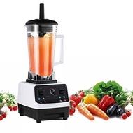 Blender WOQI Commercial Blender Food?Processor Multi Speed Electric Professional Food Blender Mixer