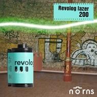 Norns Revolog lazer 雷射光 200度 膠卷底片 【135mm 負片】Norns 底片相機 fm2 lomo