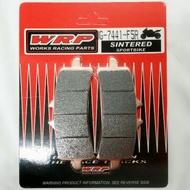 💡現貨 WRP 煞車皮 來令片 金屬燒結 高效能競速來令片 BREMBO(M4 M50 484 1098 GSX-R)