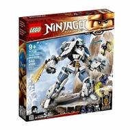 71738【LEGO 樂高積木】Ninjago 忍者系列 - 冰忍的鈦機械人之戰