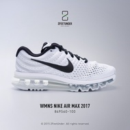 2FeetUnder - Nike Wmns Air Max 2017 全氣墊 白黑 反光設計 809560-100