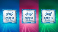 Intel i3 i5 i7 Processors - LGA 1151 i5-8400 | 5-9600K
