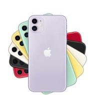 Apple iPhone 11 128G 送玻璃保貼+側肩購物袋